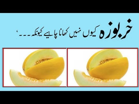 (Melon)ineffective fruit in pregnancy in urdu