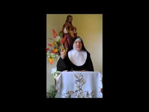 Poor Clares short talk on vocations