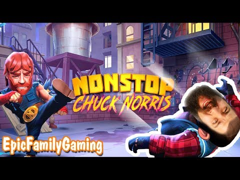 "Chuck Norris App! It's Called ""NON STOP CHUCK NORRIS"" it's Absolutely Amazing! by Epic Family Gaming"