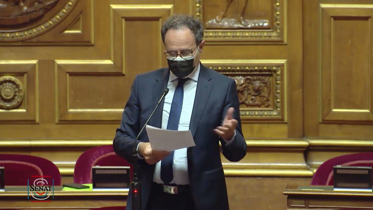 Alain MARC : Débat - Les enjeux nationaux et internationaux de la future PAC