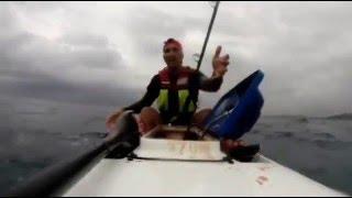 Fish Escapes Fisherman