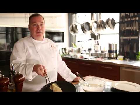 How to Make Crêpes with Jacques Torres