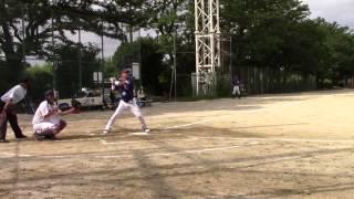 2015年8月23日(日)大森球場 ドージーズ2回表の攻撃を動画でレポート! ▷...