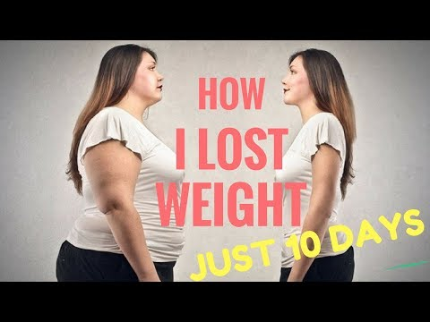 HOW I LOST WEIGHT FAST 12 POUNDS Easy Weight Loss Tips Without Exercise that Actually WORKS!