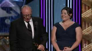 The Shore Wins Live Action Short: 2012 Oscars