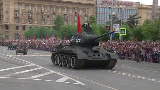 Парад Победы в Волгограде
