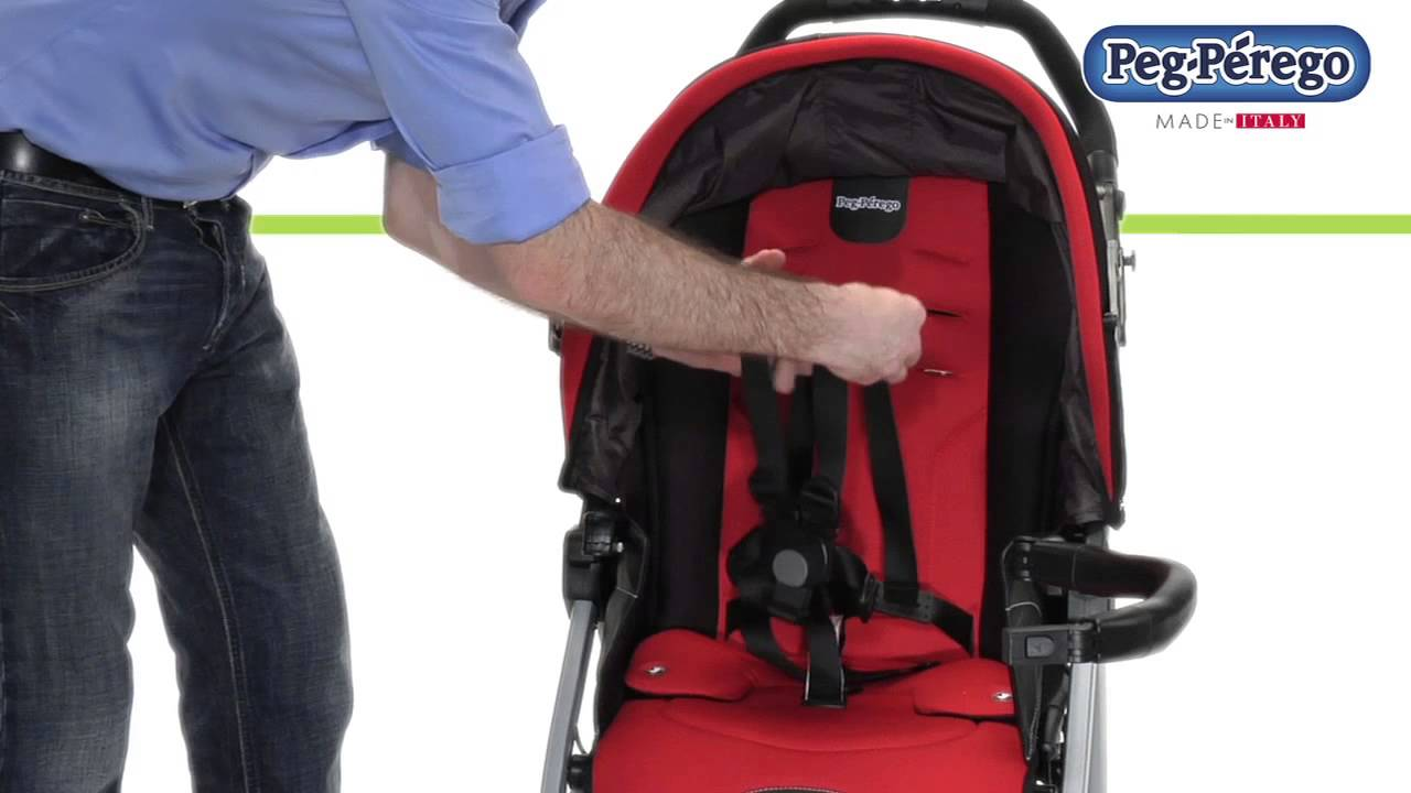 Amazon.com : Peg Perego Uno Convertible Carriage to Stroller .