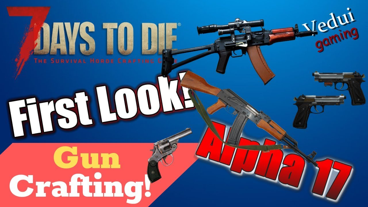 Hunting Rifle Official 7 Days To Die Wiki