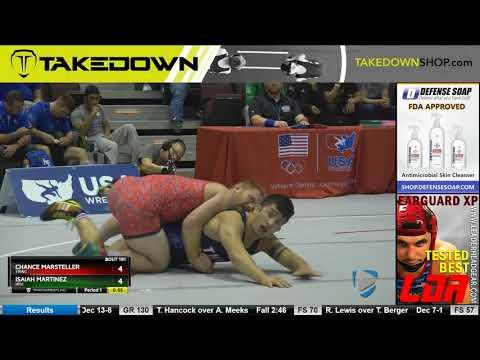 Finals FS 74 Chance Marsteller TMWC Vs Isaiah Martinez IRTC