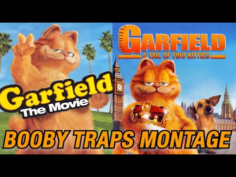 Garfield 1 & 2: Booby Traps (Music Video)