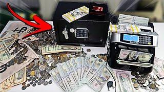 BANK DUMPSTER DIVING JACKPOT!! FOUND MONEY!! BIGGEST BANK DUMPSTER DIVING JACKPOT!!