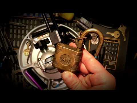 Взлом отмычками Yale   If you or someone you know suffers form picking the same old lock