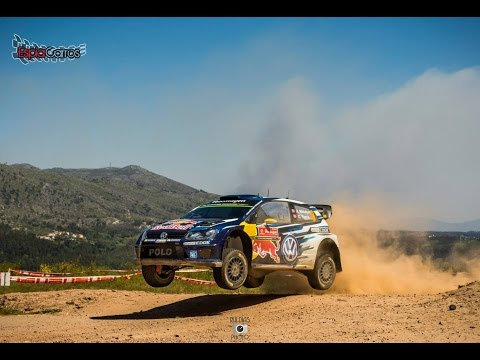 ★★★★★ WRC Vodafone Rally de Portugal 2015 - Caminha/Viana do Castelo (FullHD) [Show&Jumps]