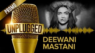 Gambar cover Deewani Mastani UNPLUGGED Promo by Shreya Ghoshal