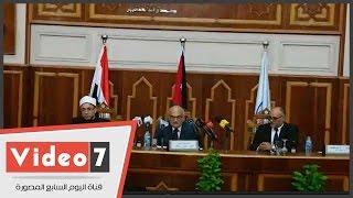 بالفيديو.. الأمير الحسن بن طلال: الأزهر ضمير الأمة العربية والإسلامية