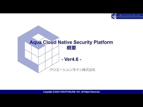 Aqua Enterprise V4.6 概要