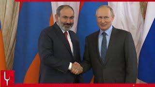 Տեղեկատվական արտահոսքեր՝ Ռուսաստանի «ղարաբաղյան» քաղաքականությունից, «ԿԱՄԵՐՏՈՆ»․ՀՈՒՆՎԱՐԻ 15