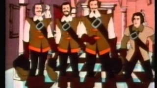 Tre musketörerna film