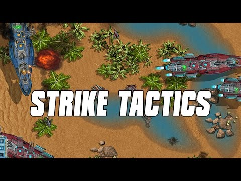 Strike Tactics - Sci Fi Browser Based RTS
