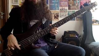 Vampire Weekend - Sunflower ft. Steve Lacy (Bass Cover) [Pedro Zappa] Video
