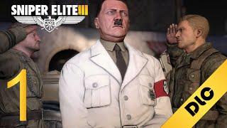 تختيم الحلقة #1 إضافة سنايبر إيليت [Sniper Elite III:H.T.G.W DLC [ARABIC