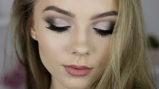 TUTORIAL: Subtelne Smokey Eyes