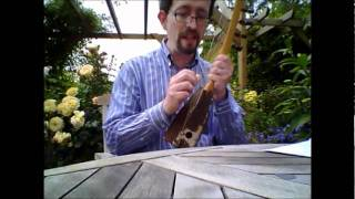 The Ancient Egyptian Harp & The Adungu Harp of Uganda (1 of 3)