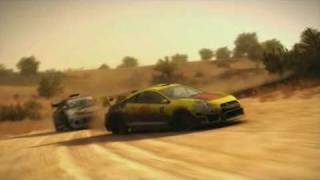Colin McRae Dirt 2 Playable Demo video game Trailer PlayStation 3 and Xbox 360