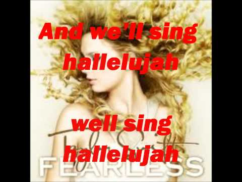 Change Taylor Swift Lyrics