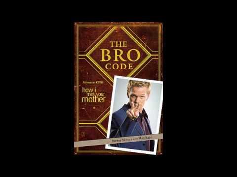 Afbeeldingen van The Bro Code by Barney Stinson