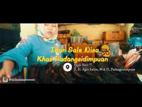 Oleh-oleh Kuliner Khas Padangsidimpuan, Ikan Sale Nisa