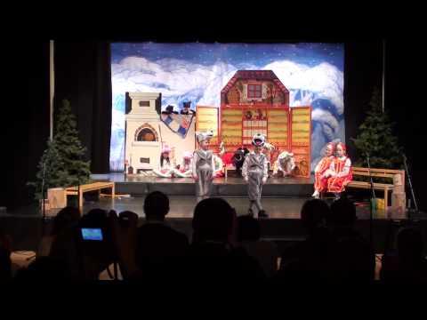 Спектакль Зимовье зверей