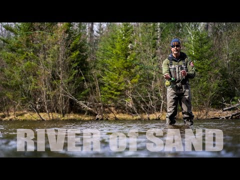 Bucket List | The AuSable River | Fly Fishing In Michigan