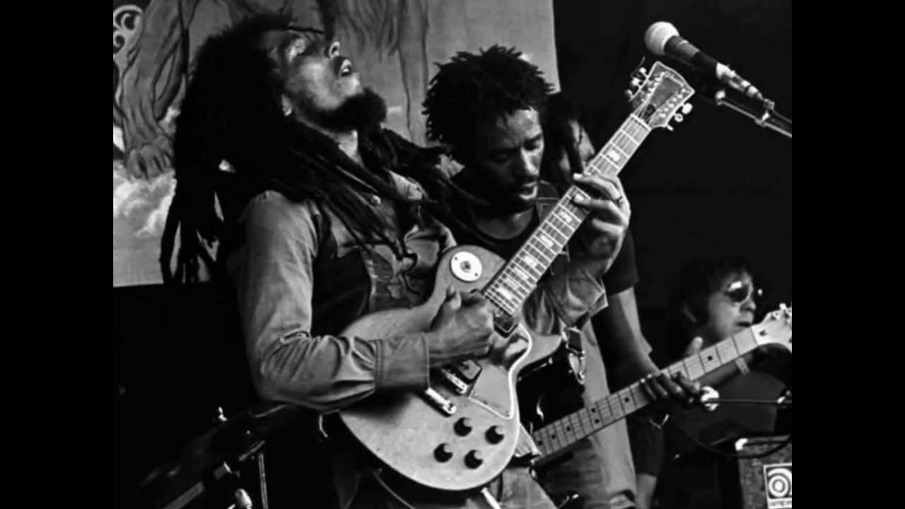 Bob Marley & The Wailers - Could You Be Loved / One Drop