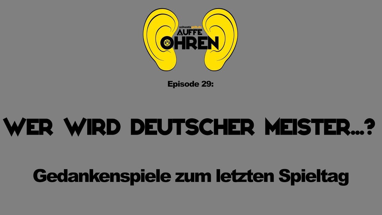 Auffen Punkt #29: Wer wird deutscher Meister...? | BVB-Podcast von schwatzgelb.de