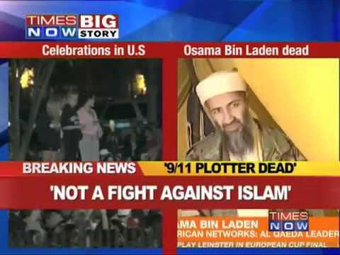 Al-Qaeda leader Osama bin Laden killed in Pakistan