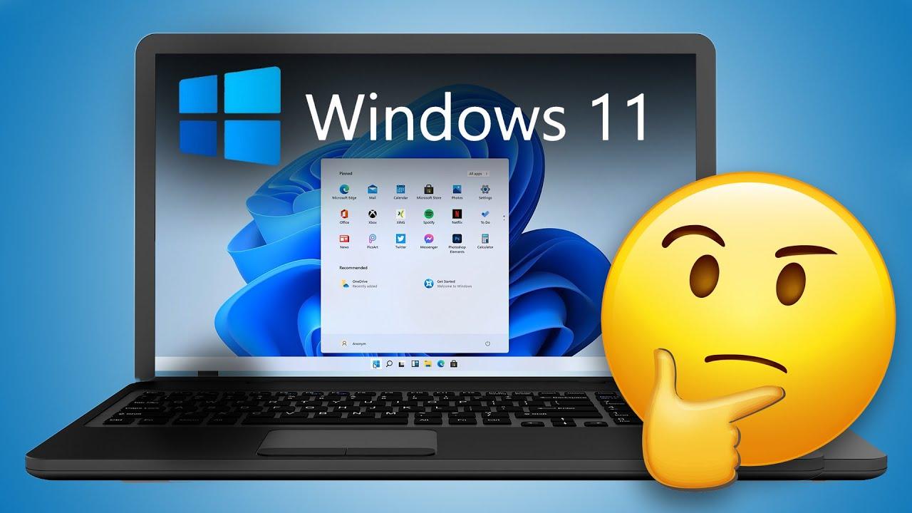 Download Windows-11-Leak angetestet: So wird das nix, Microsoft!