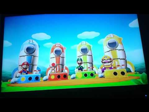 Mario Party 9: Bowser Station