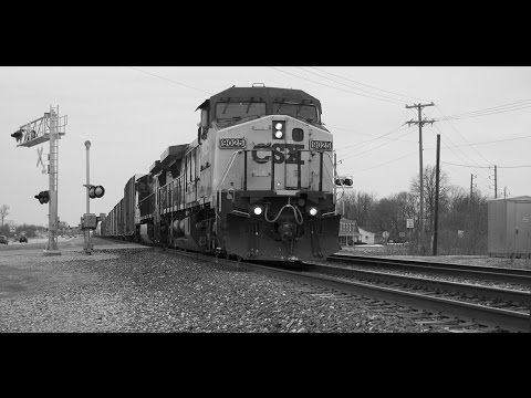 CSX Q234-01 East St Louis, Illinois -- to -- Walbridge, Ohio