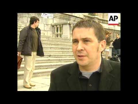 Basque nationalist demo to deny ETA involvement in bombings