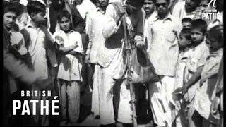 Bath Festival Marks Hindu New Year (1950)