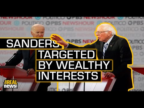 Corporate Democrats Target Sanders as his Popularity Rises