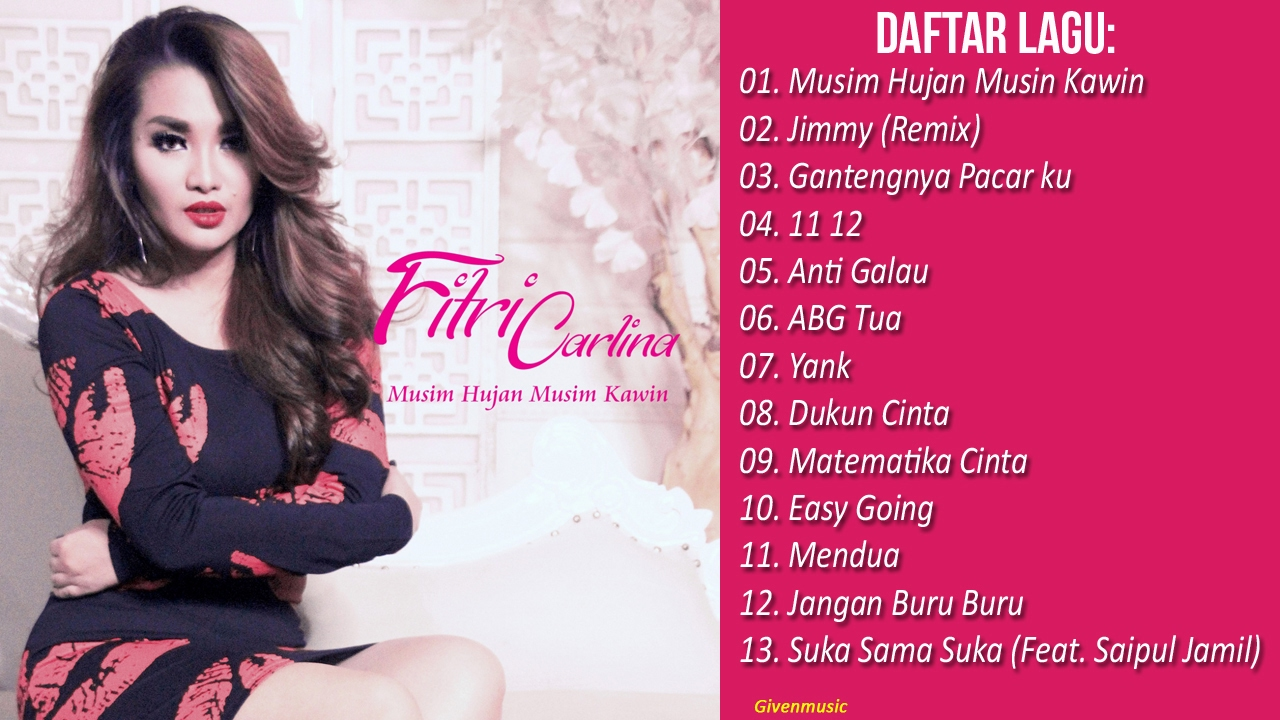 Fitri Carlina Full Album | Lagu Dangdut Terbaru 2017 - YouTube