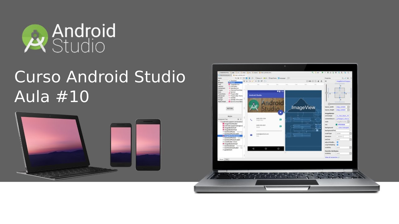 [Curso 2017 - Android Studio] Aula10 - Testando a conexão com o banco de  dados