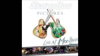 Status Quo - Caroline (Live At Montreux 2009) ~ Audio