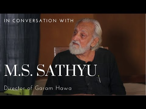 M.S. Sathyu | Special Edition | On History | Part 3