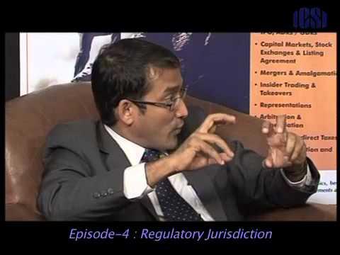 Episode-4: Regulatory Jurisdiction
