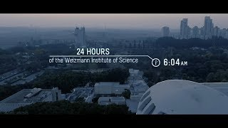 24 Hours of the Weizmann Institute of Science