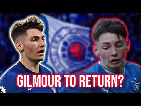 Rangers tipped to re-sign Billy Gilmour after huge development