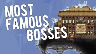 Top 5 Famous Bosses in Terraria 1.3 (CONSOLE, PC)